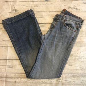 7 for all Mankind Dojo Jeans 26 Medium Wash